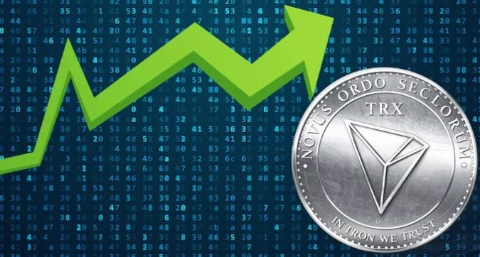 Tron a Serious Contender, 35% Weekly Gains as Project Atlas Gathers Momentum