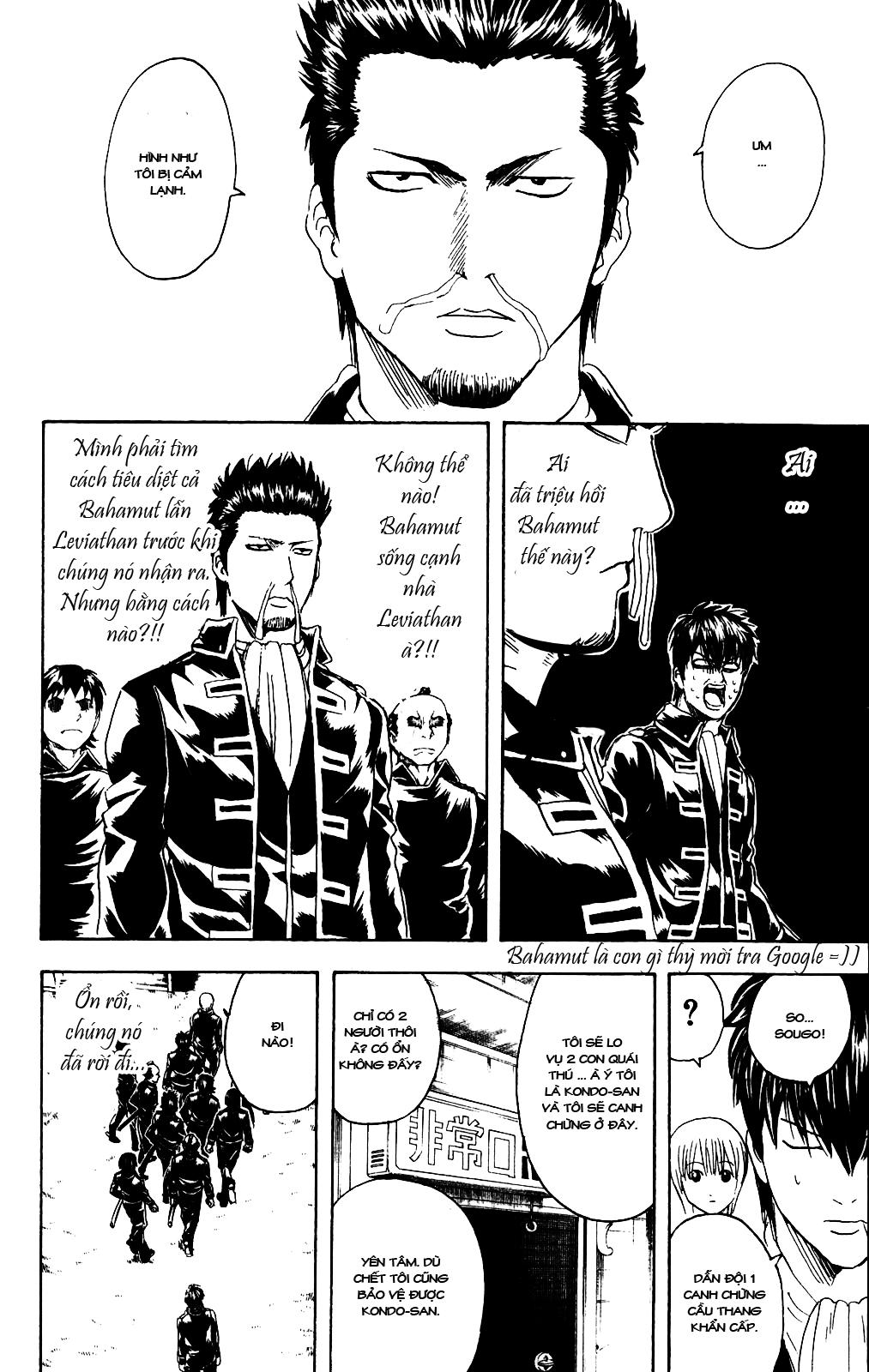 Gintama Chap 281 page 9 - Truyentranhaz.net
