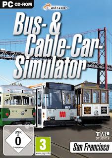 Bus & Cable Car Simulator San Francisco - PC (Completo)
