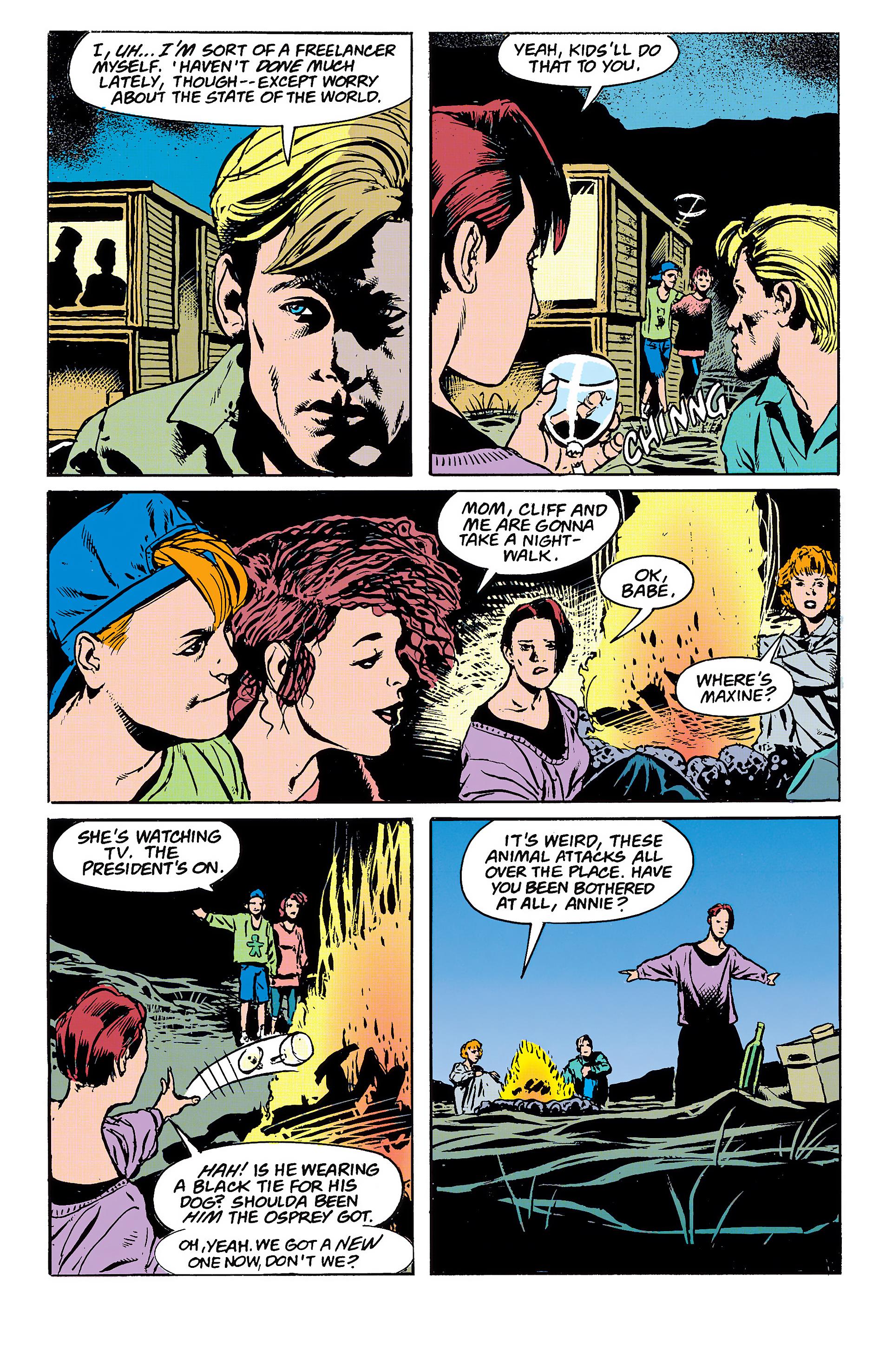 Read online Animal Man (1988) comic -  Issue #62 - 19
