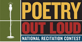Logo, 'Poetry Out Loud'