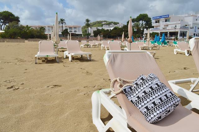 Cala Llonga Beach, Ibiza