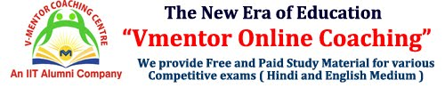 "The New Era Of Education ""Vmentor Online Coaching"""