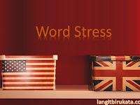 Perbedaan Intonasi Kata Bahasa Inggris Amerika dan Britania yang Sebaiknya Kamu Ketahui