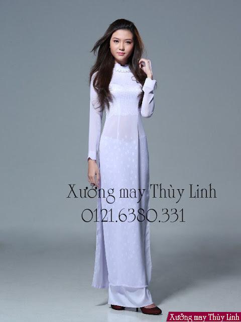 May áo dài đẹp ở Hà Nội