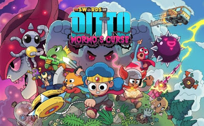 The Swords of Ditto Apk + OBB Free Download (Paid)