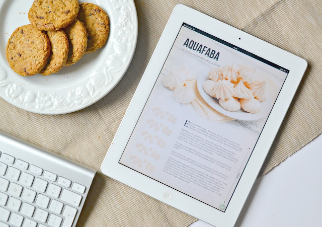 Vegan Life Magazine: The wonders of aquafaba