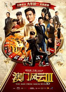 Download Film From Vegas to Macau 3 (2016) BRRip 720p Subtitle Indonesia