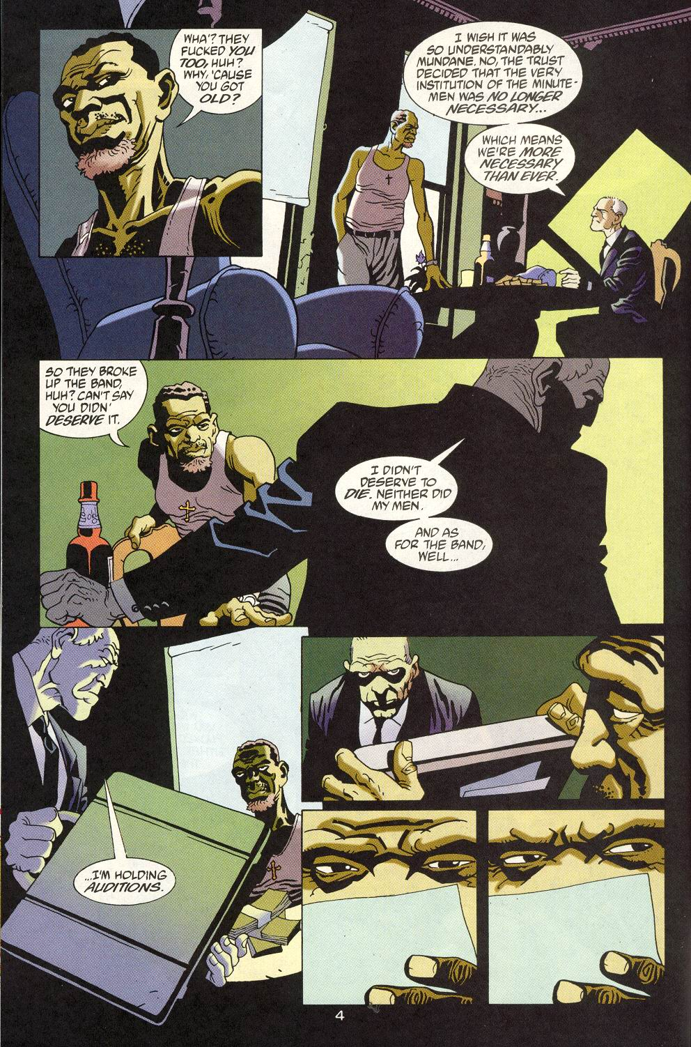 100 Bullets 17 Page 5