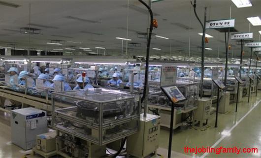 Lowongan Kerja Terbaru PT Omron Manufacturing Indonesia 2018