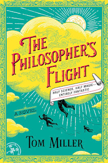 Interview with Tom Miller, author of The Philosopher's Flight