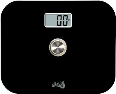 EatSmart Precision Power Battery Free Digital Bathroom Scale Giveaway