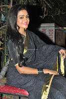 Sowjanya in Black Saree ~  032.JPG