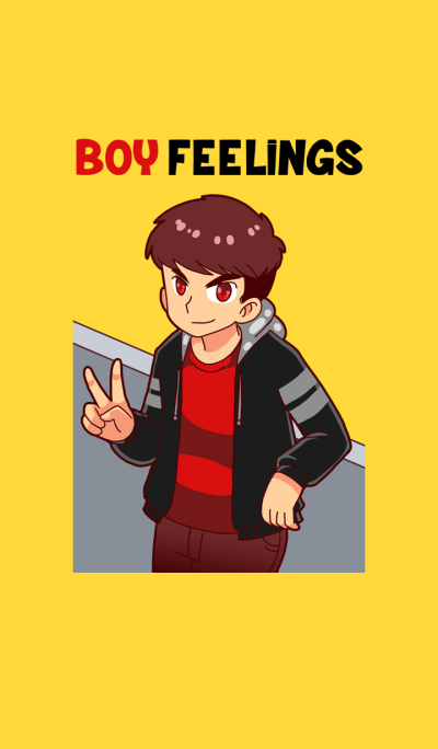 Boy Feelings