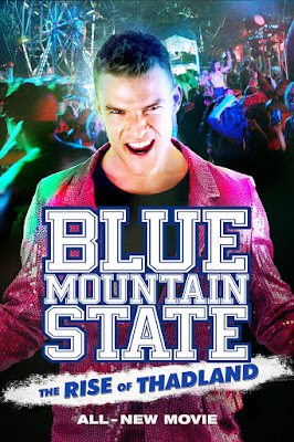 Blue Mountain State: The Rise of Thadland Poster