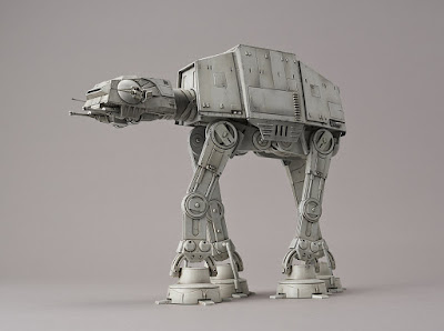 The Armoured Allterrain Ruff, AT-AT picture 2