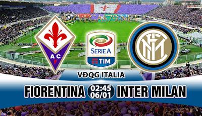 Nhận định bóng đá Fiorentina vs Inter Milan