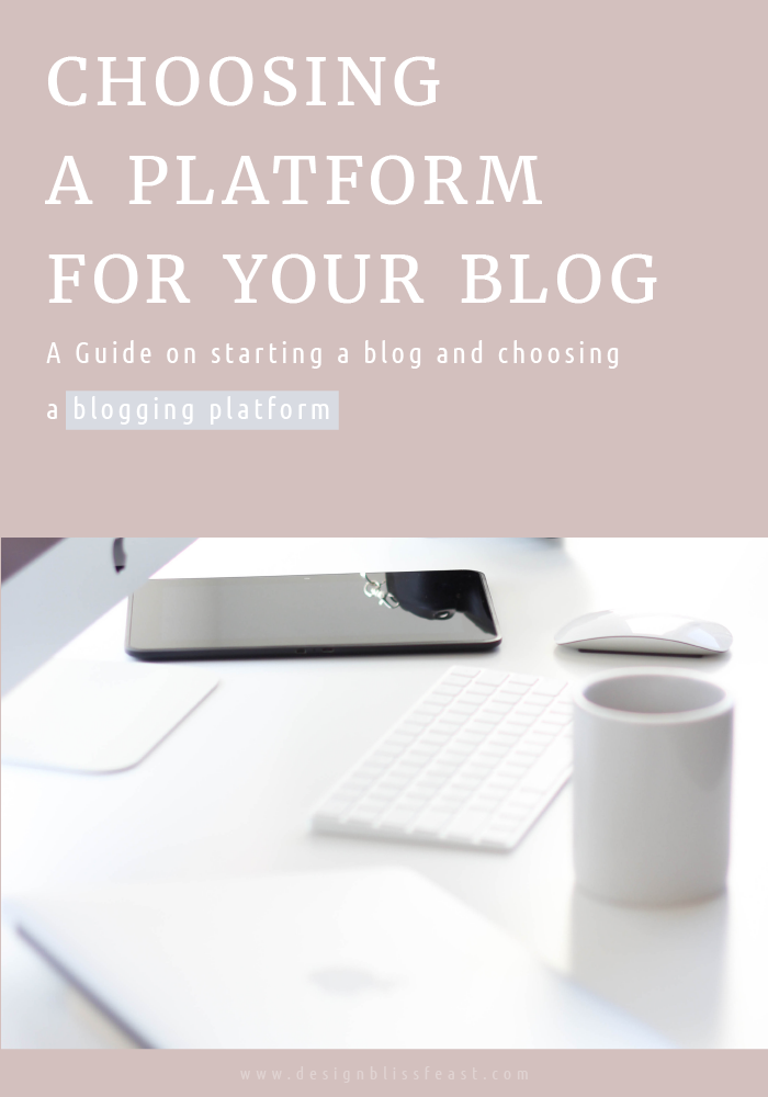 A simple Guide for choosing a blogging platform. In depth review on Blogger.com