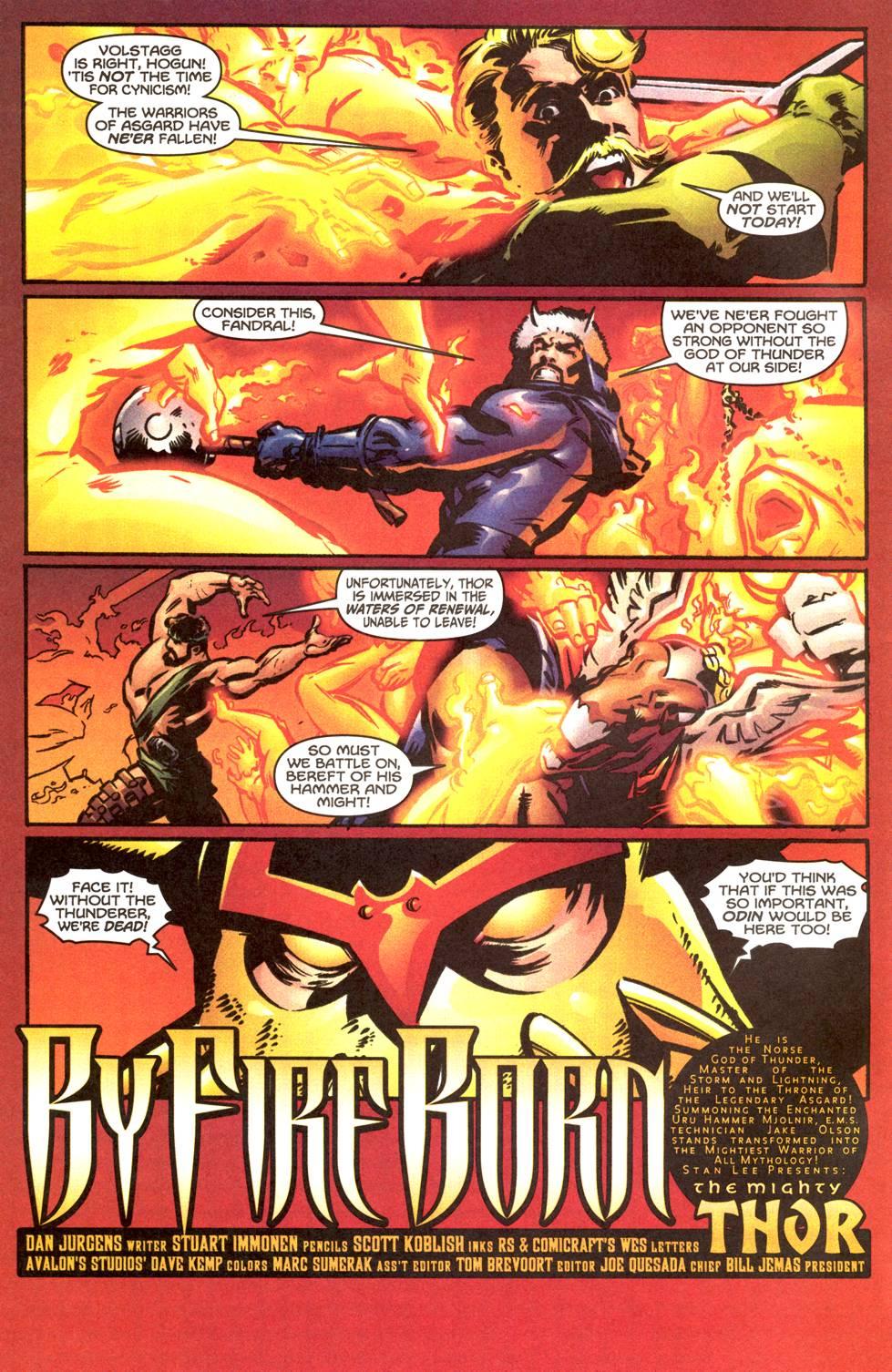 Thor (1998) Issue #40 #41 - English 7