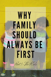 Why Family Should Always Be First- Three reasons why pastor's and missionaries children tend to turn away from the Lord. How we as parents can guide our children and not make mistakes that will cause our children to turn away from the Lord. #raisinggodlychildren #pastorskids #kidsinministry