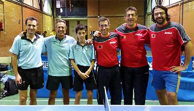 Tenis Mesa Villa de Aranjuez
