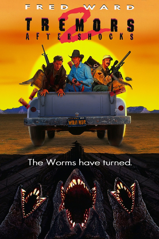 Tremors 2 Aftershocks (1996) ทูตนรกล้านปี ภาค 2