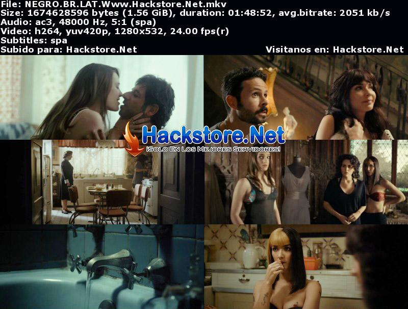Capturas de Más Negro Que La Noche (2014) Blu-Ray RIP HD Latino