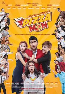 Download Film Pizza Man (2015) DVDRip Full Movie