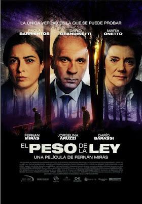 El Peso De La Ley 2017 DVDCustom HDRip NTSC Latino 5.1