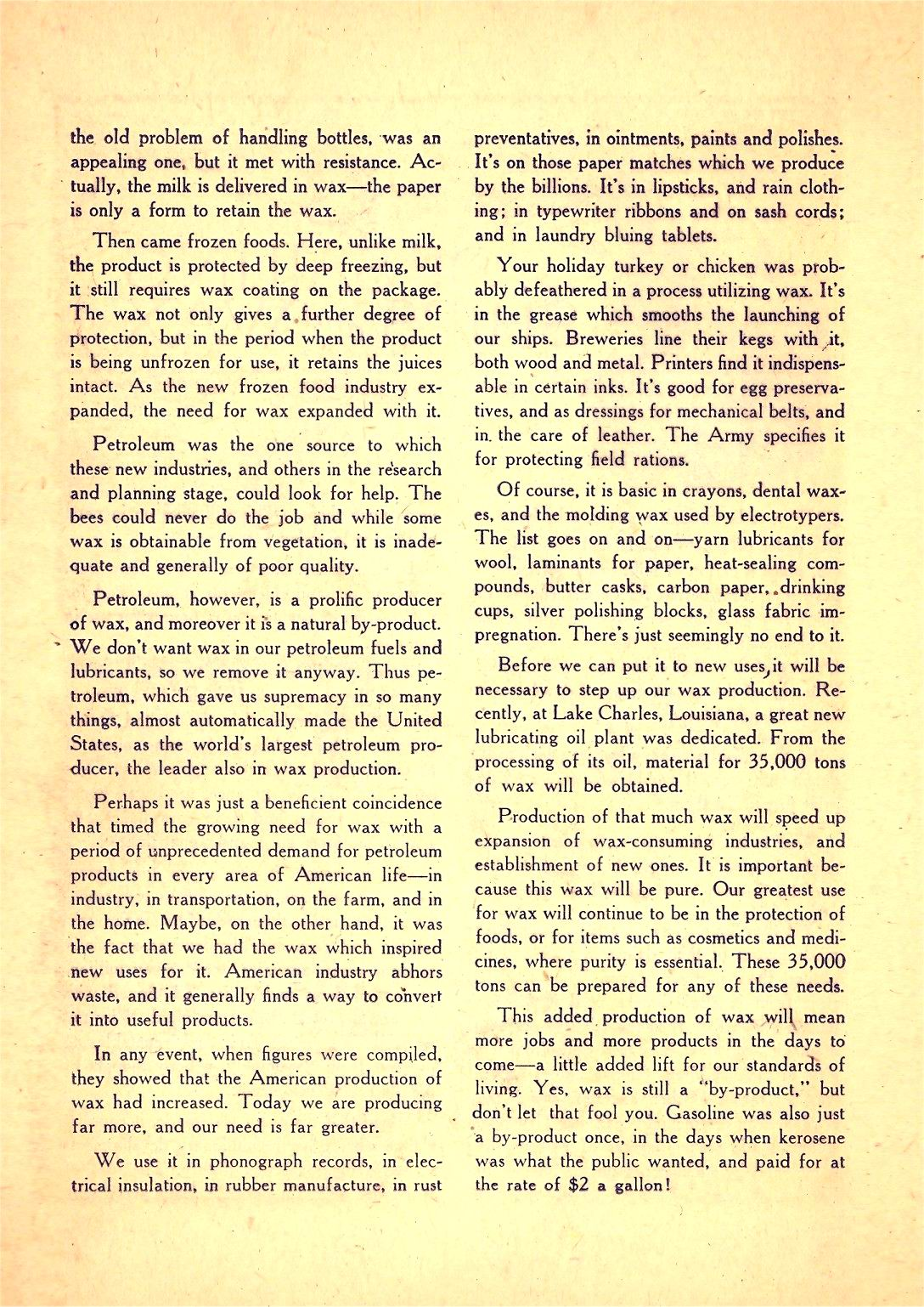 Read online Detective Comics (1937) comic -  Issue #166 - 36