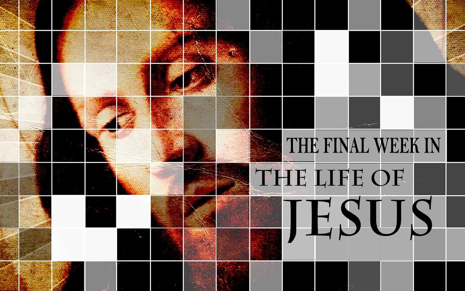 Jesus' Last Week Lapbook