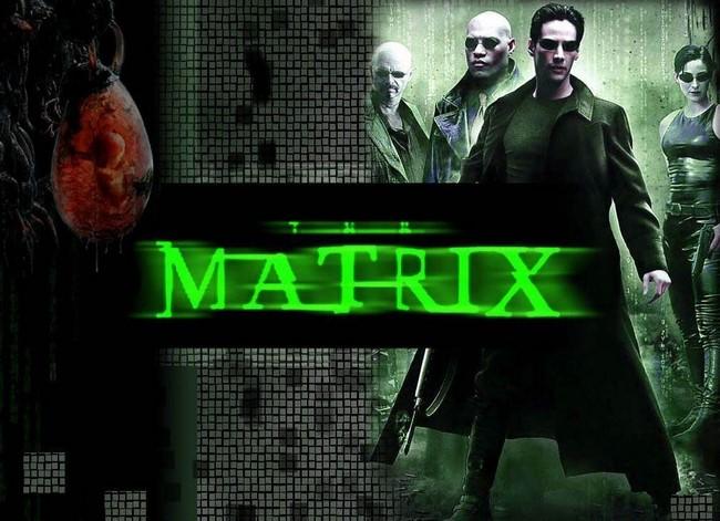 Atores de Matrrix antes e depois
