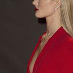 Descuido De La Modelo Rosie Huntington En Los British Fashion Awards 2013. Foto 6