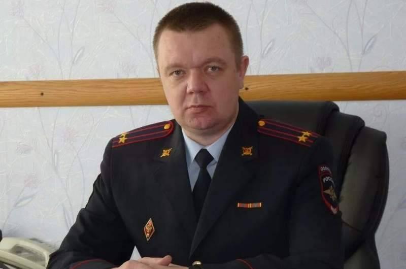Підполковника російської поліції звинувачують у роботі на СБУ