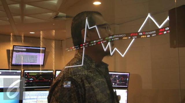 Laporan Inflasi Juli Picu Penguatan IHSG