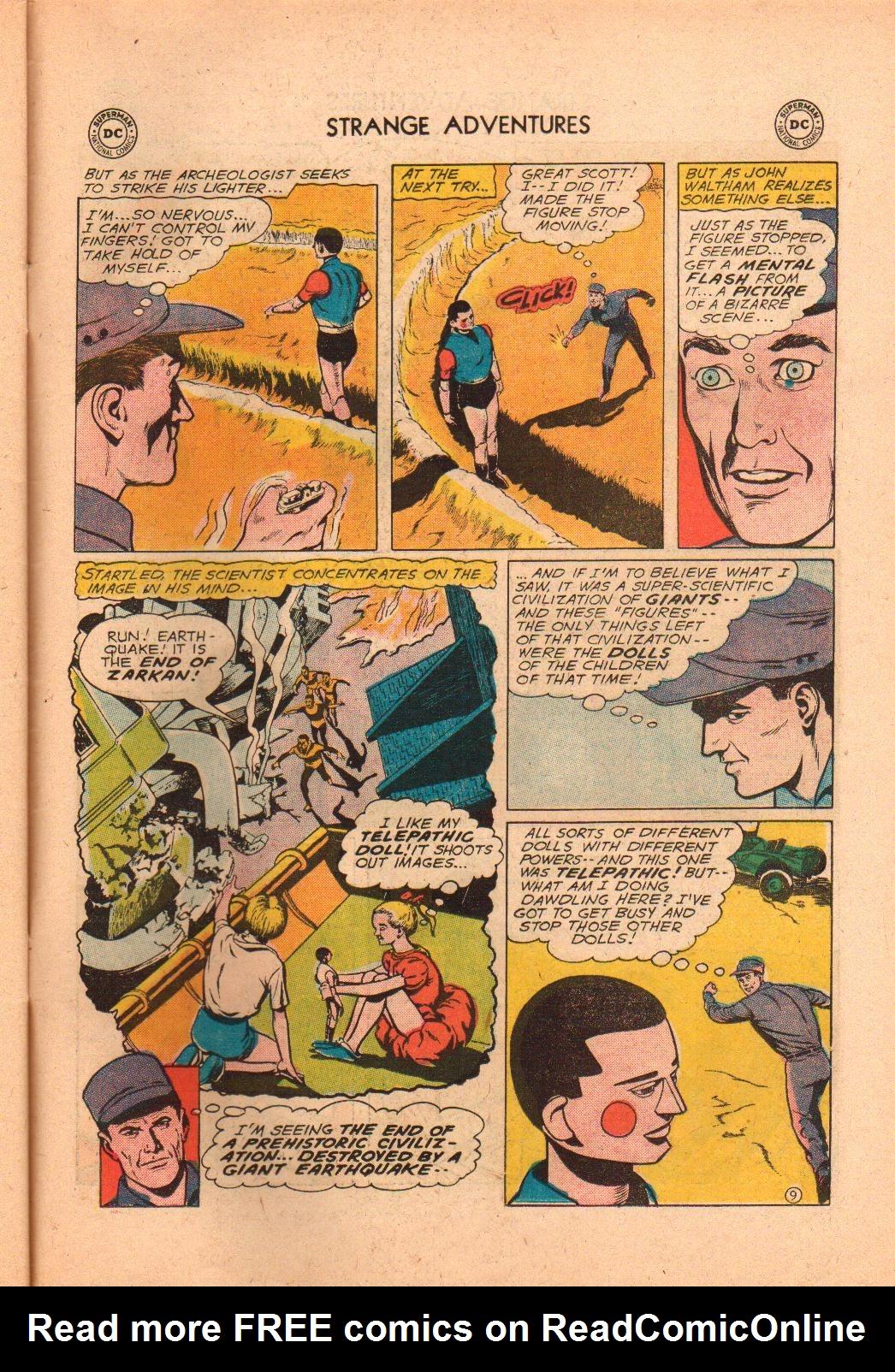 Strange Adventures (1950) issue 118 - Page 31