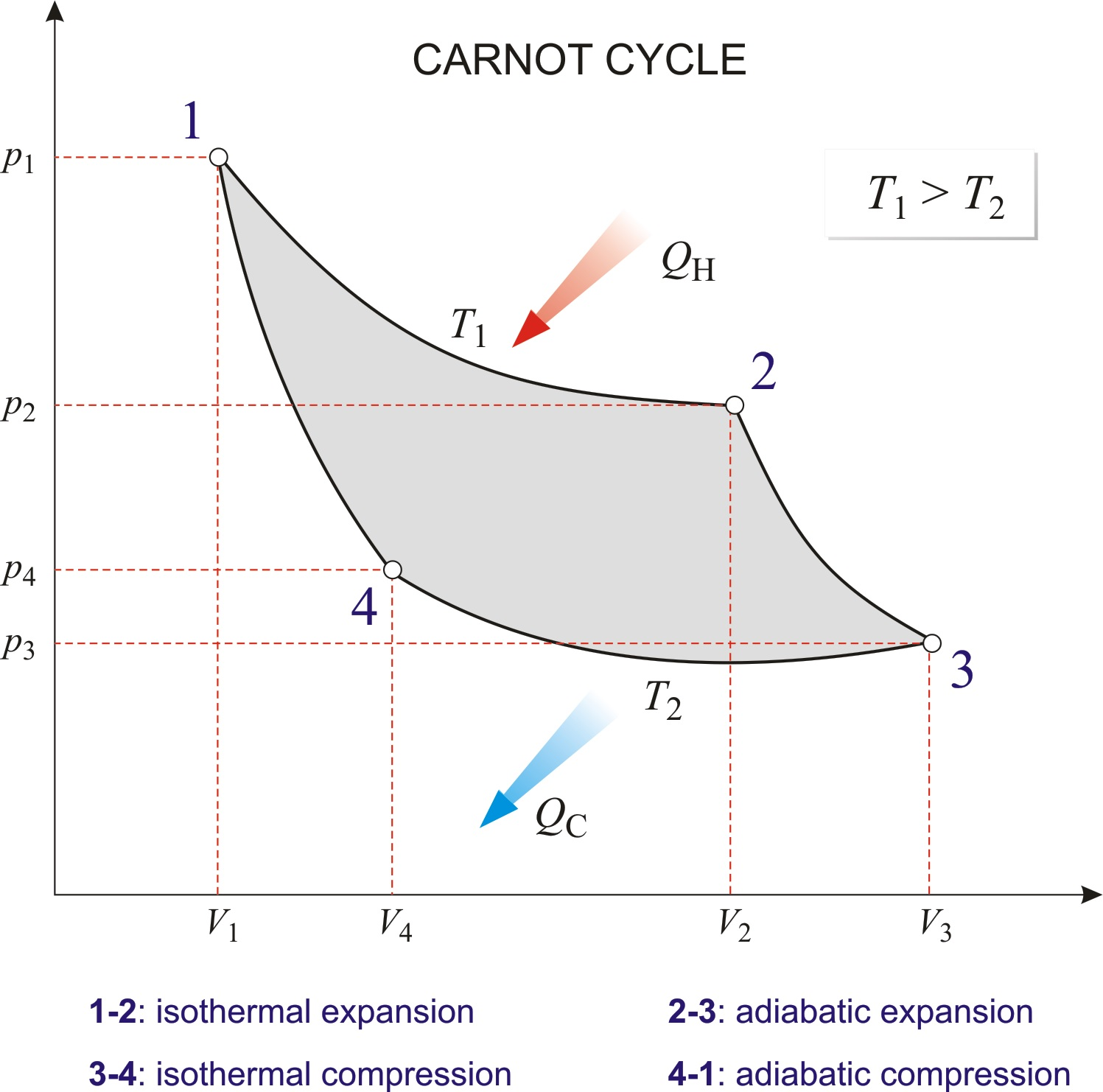 carnot cycle The rankine cycle is a model that is used to predict the performance of steam turbine systems the rankine cycle is an idealized thermodynamic cycle of a heat engine that converts heat into mechanical work the heat is supplied externally to a closed loop, which usually uses water as the working.