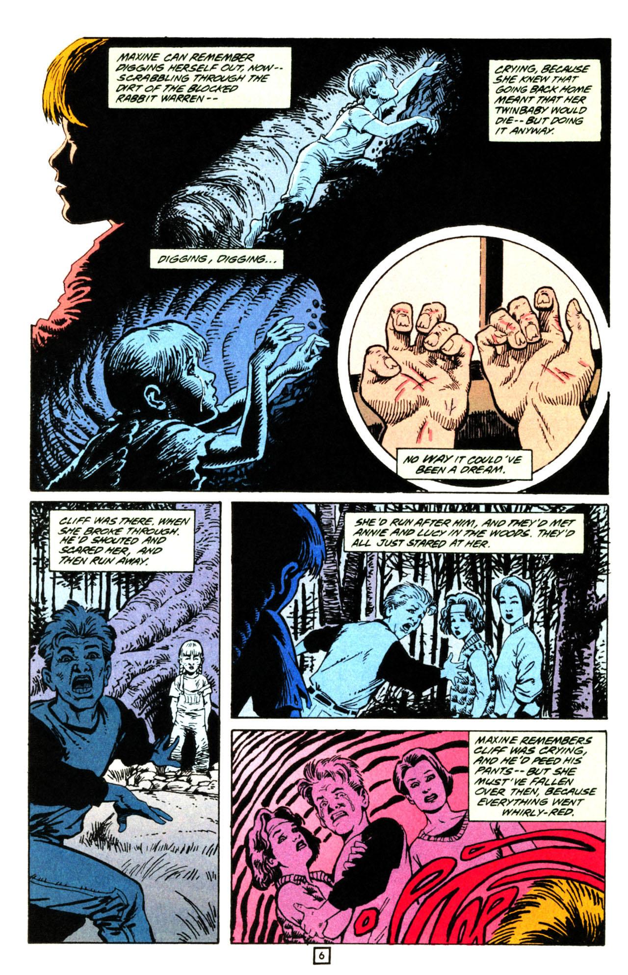 Read online Animal Man (1988) comic -  Issue #71 - 7