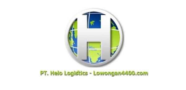 Lowongan Kerja Kurir PT. Helo Logistics