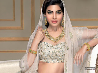 Samantha Khazana Jewellery Photoshoot