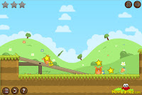 Bunnyland is an #Easter #PhysicsPuzzler by #NowGames!