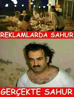 En Komik Ramazan Sözleri