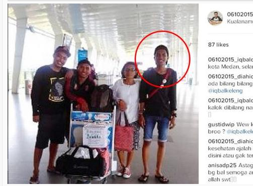 MENGHARUKAN! Status Terakhir Iqbal Korban Tragedi Air Terjun Dua Warna