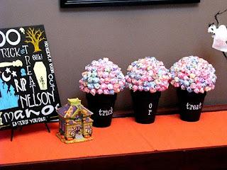 como hacer dulces para halloween