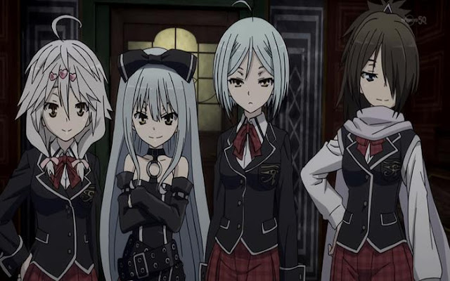 Anime Harem School Terbaik Fall 2014