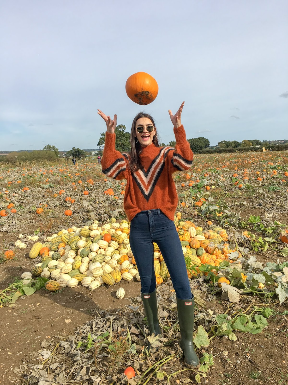 peexo pumpkin patch near london