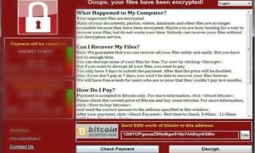 Tips Mencegah Virus Ransomware Wannacry Yang Berbahaya