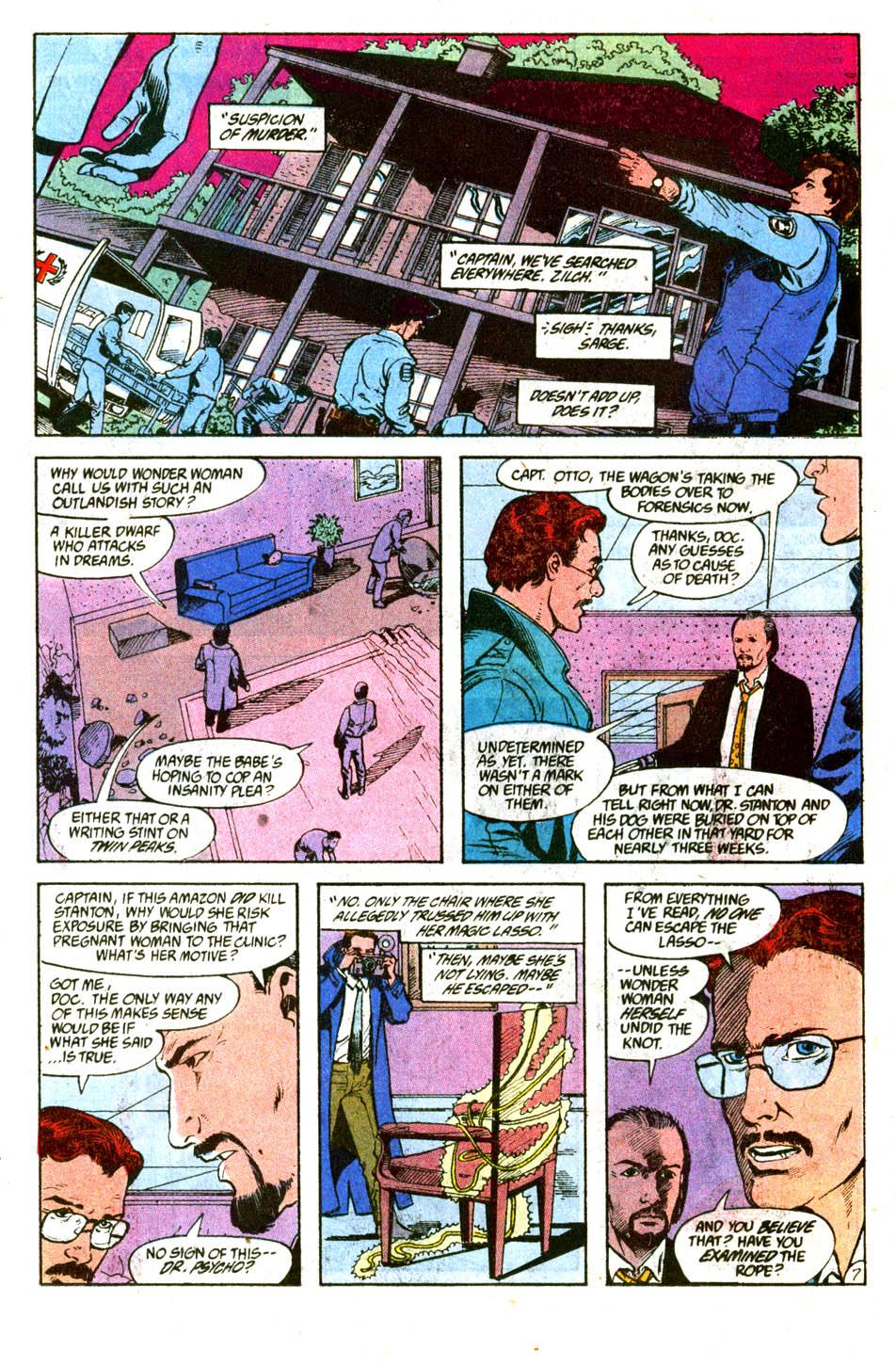 Read online Wonder Woman (1987) comic -  Issue #56 - 9
