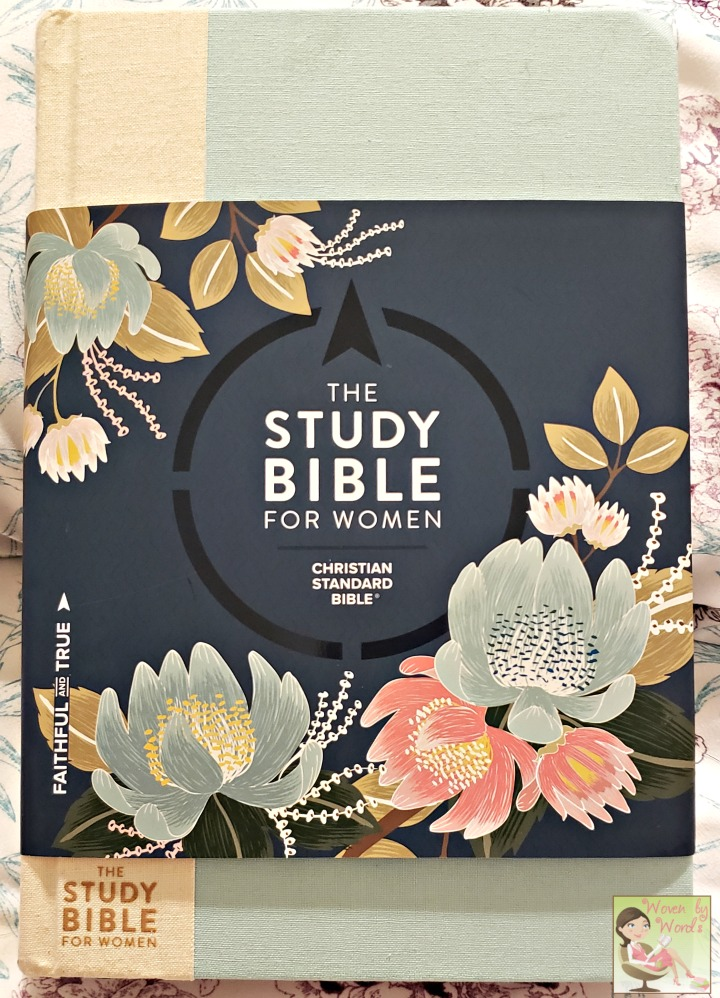 Woven by Words: The Study Bible For Women - Christian