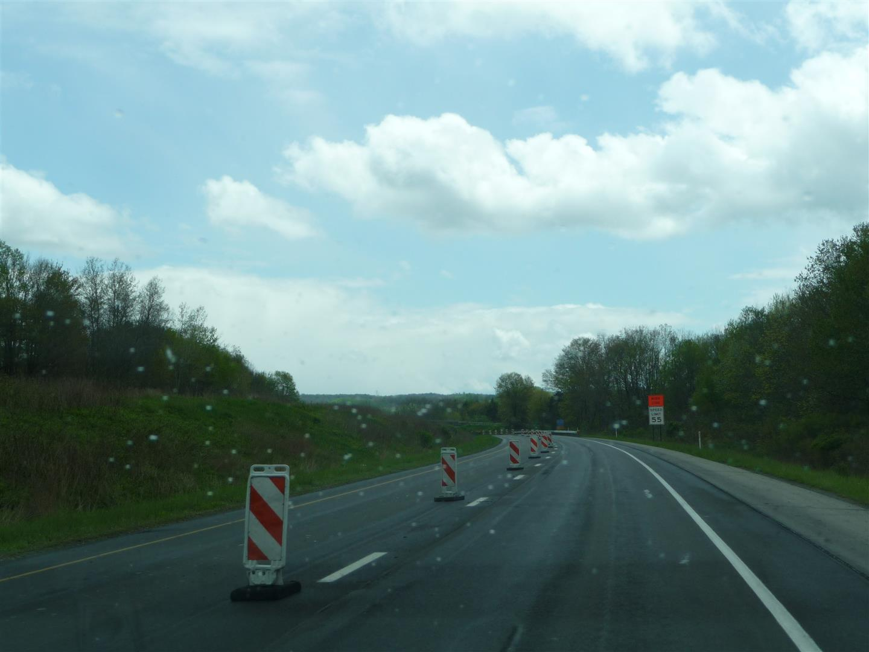 Skid and Sandy On The Road: Woodstock Ontario to Waynesburg Pennsylvania